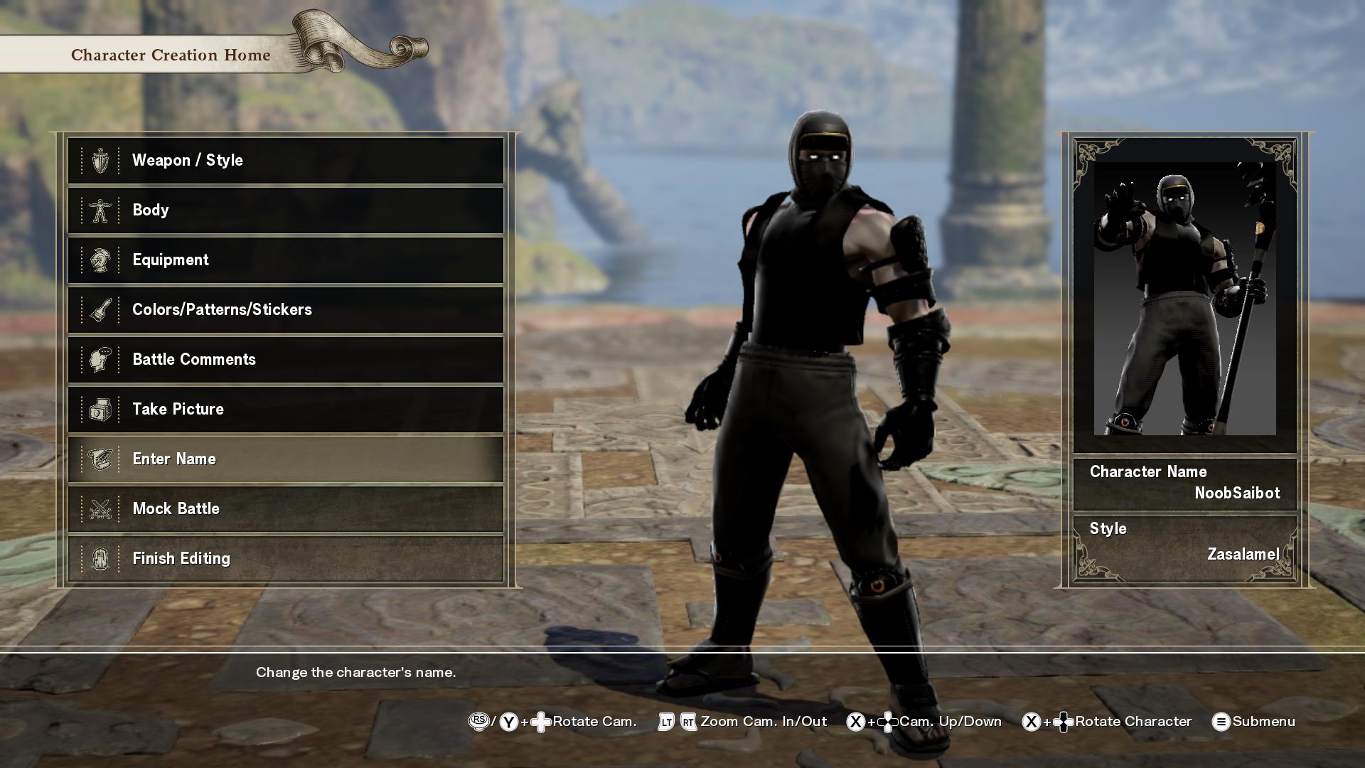 Creating all Mortal Kombat 11 Fighters in Soul Calibur VI